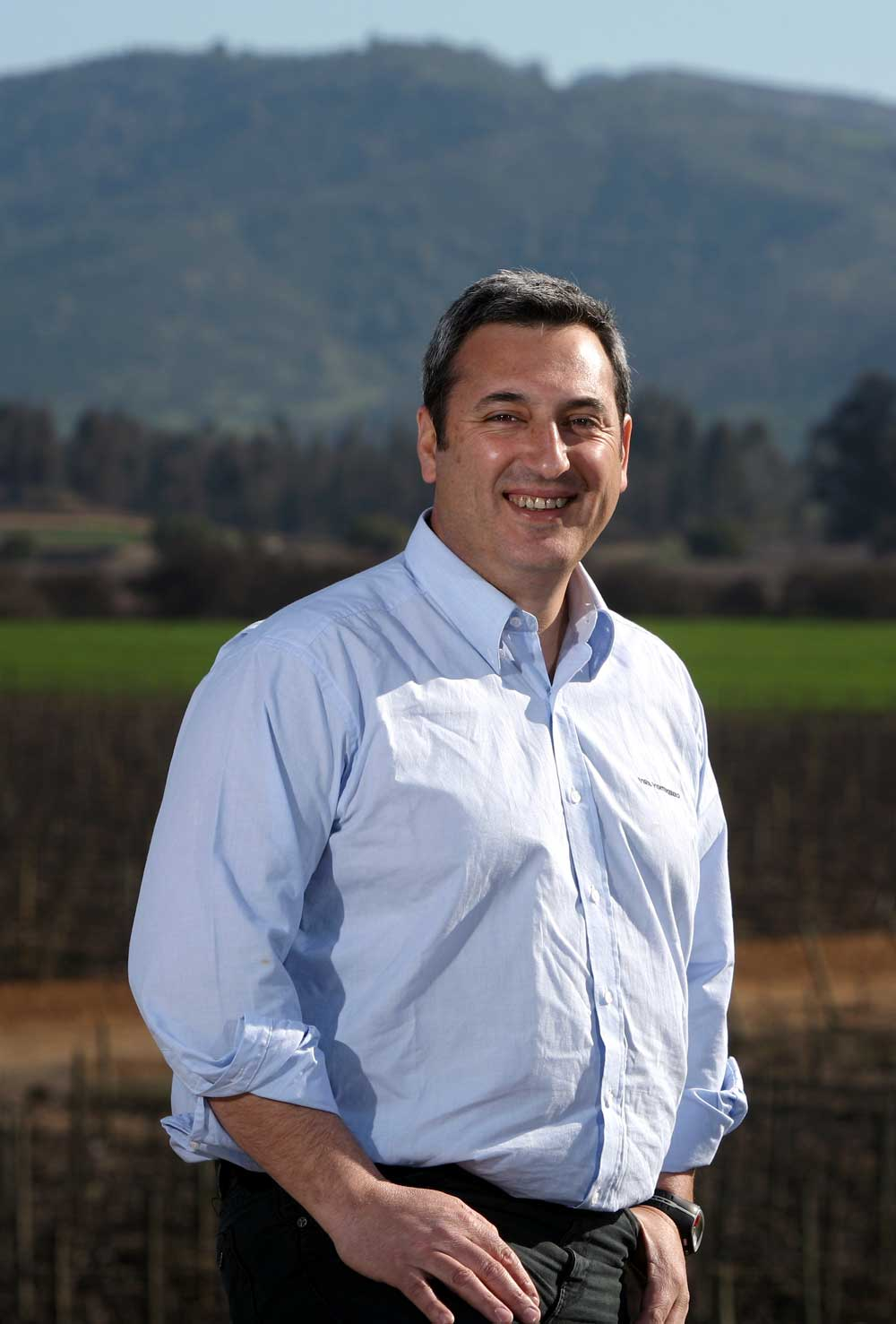 Viña Ventisquero Winemaker Felipe Tosso visits DC