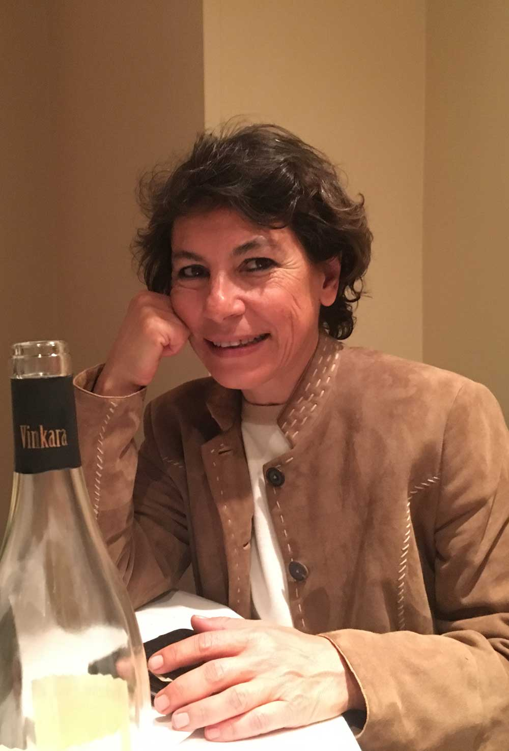 Ardıç Gürsel Brings Turkish Wine to DC and the World