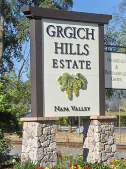 A Taste for the American Dream: Grgich Hills Chardonnay